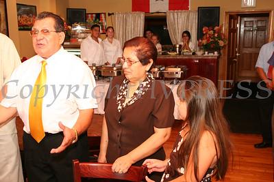 Carlos and Isidora Mansilla with granddaughter Pryscilla