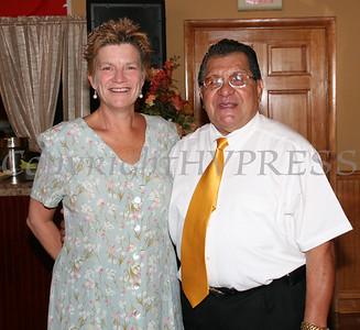 Jean Ann McGrane and Carlos Mansilla