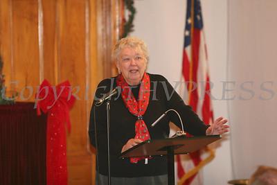 Elder Harriet Sandmeier