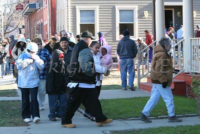Procession to AME Zion Church