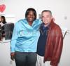 Shalanda Williams with William Kaplan