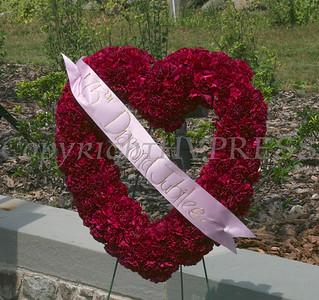 75 Diamond Jubilee wreath