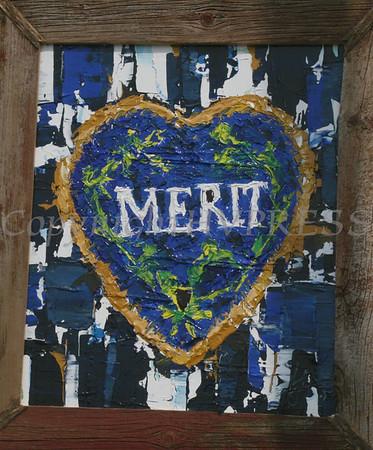 Artist rendering of Purple Heart