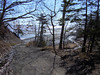 The well worn path takes an occasional steep decline. Hiking boots are recommended.<br /> 10:17 B