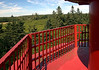 The Deck Lookoff.  <br /> 35ft above ground.