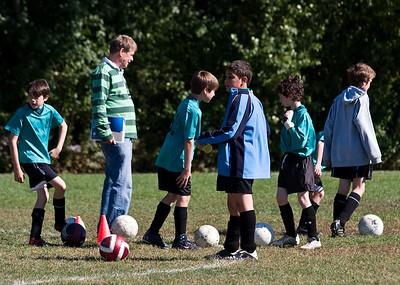 Fall Soccer, October 2007