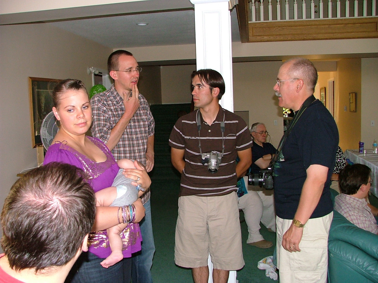 Jordan, Neal, Scott, Brian