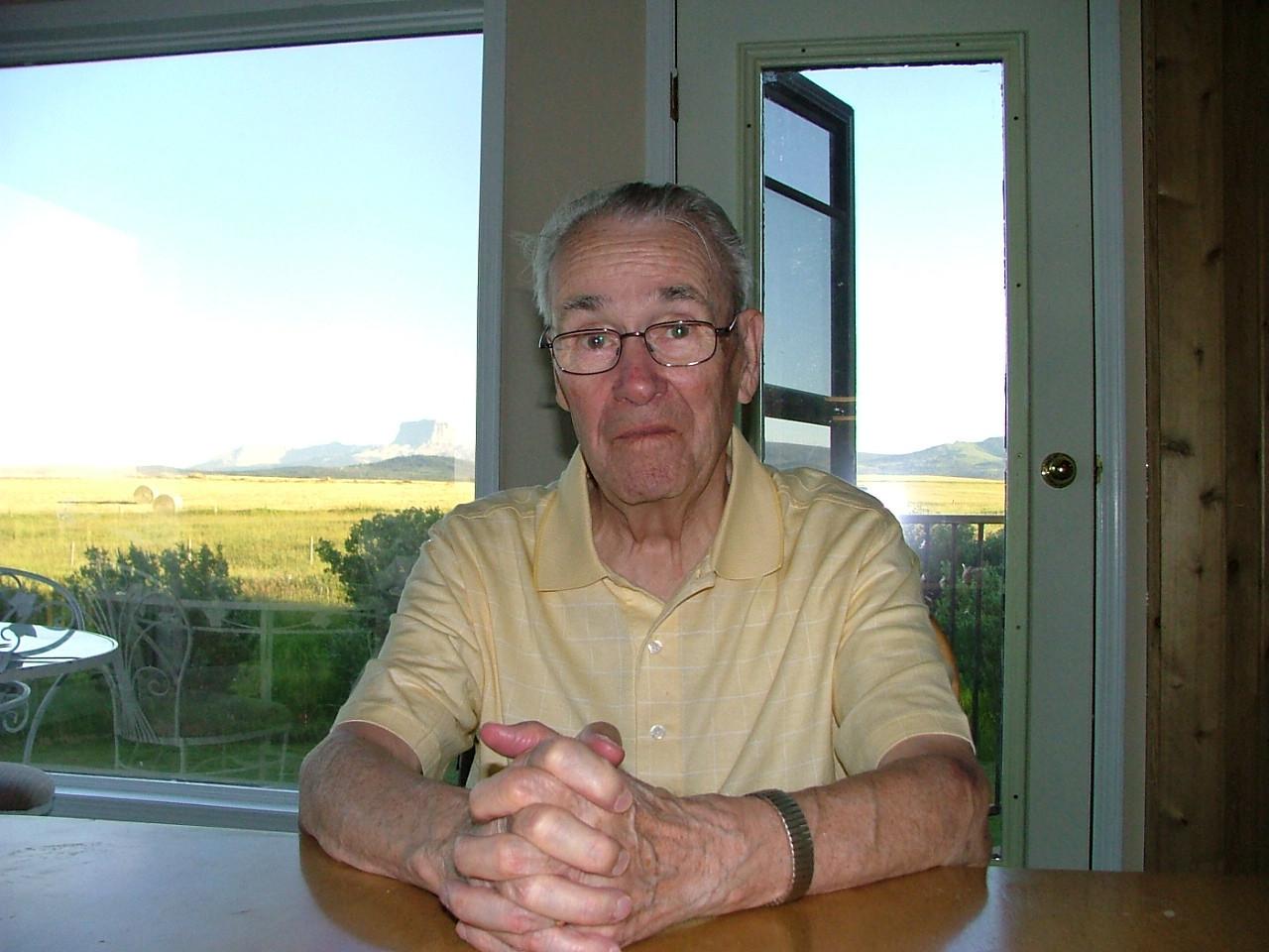 Grandpa Spackman