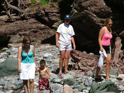Erica, Joshua, Annie, Abby