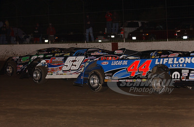 44 Earl Pearson, Jr., 99 Donnie Moran and 32d Darren Miller