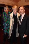 Robin Bell Stevens, Susan Cochran and Adrien Benepe