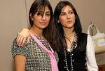 Lily Rafii and Sulaika Zarrouk