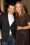 Gustavo Arango and Christine Cachot