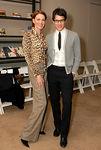 """<a href=""""http://www.fashionnashville.com/aboutus_editor.html"""" target=""""_blank"""">Elizabeth Scokin</a> and Luigi Tadini"""
