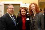 Scott Stringer, Trisha Duval and An Trotter
