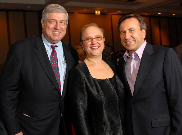 The Careers Through Culinary Arts Program (C-CAP) 2007 Benefit Celebrates Birthday of Lidia Bastianich
