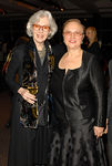 Barbara Tober and Lidia Bastianich