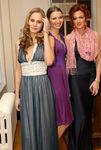 Kristen Parkhurst, Jessica Domoney & Tiffany Koury
