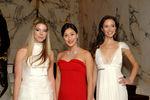 Alexandra Lind Rose, Adelina Wong Ettelson and Olivia Chantecaille
