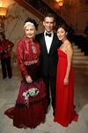 Marie Martinez, Lionel Geneste and Adelina Wong Ettelson