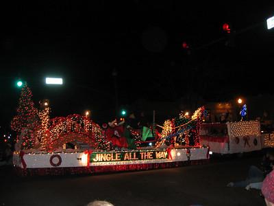 Festival of Lights Parade - Dec 2007