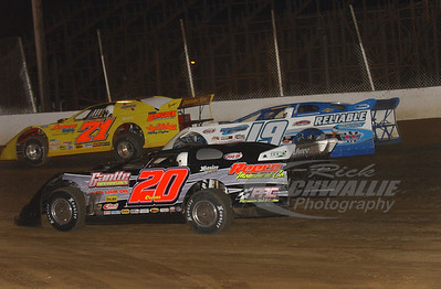 20 Jimmy Owens, 19 Steve Casebolt and 71 Don O'Neal
