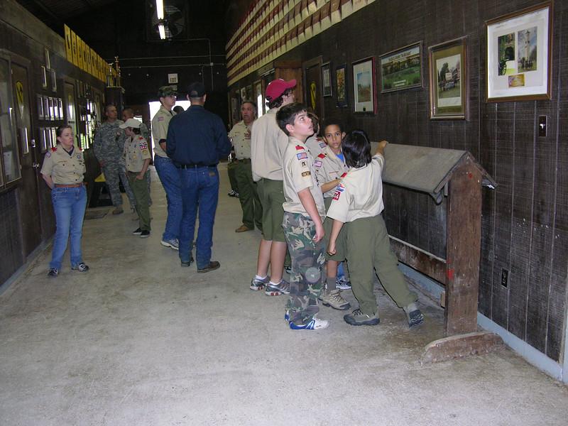 2007 Fort Hood Visit
