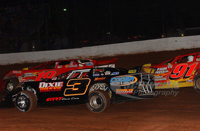 3 James Cline, 19 Tim Fuller and 91 Billy Decker