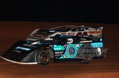 0 Scott Bloomquist and 44 Clint Smith