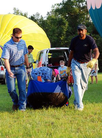 Golf Coast Hot Air Balloon Fesitval