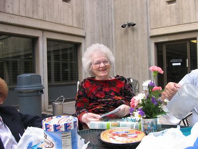 Great Grandma's Birthday Party - May 2007