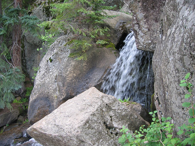 Green Mountain Falls Hike - August 2007