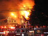 Hackensack 2-6-07 : Hackensack 3rd alarm at 109 Gamewell St. on 2-6-07