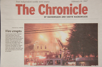 The Chronicle - 2-16-07