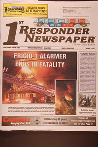 1st Responder Newspaper - April 2007