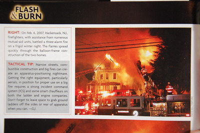 Fire Rescue Magazine - February 2008