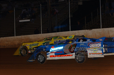 91 JT Spence and 1D Ronnie DeHaven, Jr.