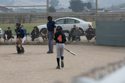 Half Moon Bay Baseball Peter Richardson