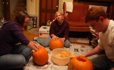 Pumpkin Carving '07
