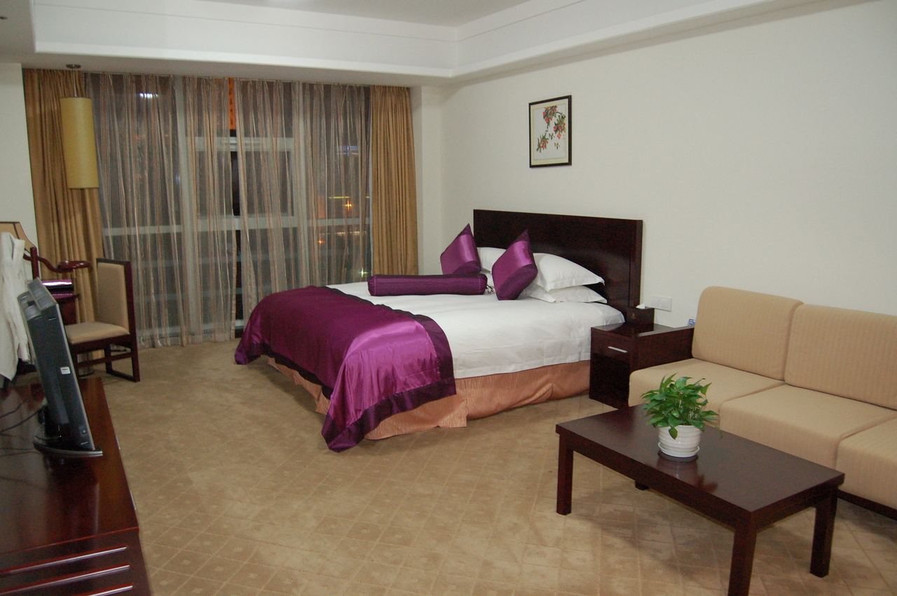 Hotel room (nice)