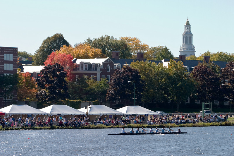 Reunion VIllage backed by the Harvard Business School.