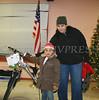 Brooklyn Lugo wins a bike