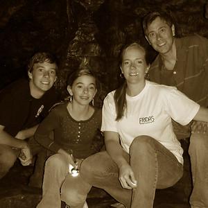 Jul 2007 - Horseback Riding and Cave Exploring - Day 4