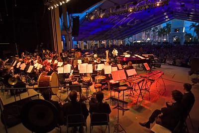 Alexander Platt with the Boca Raton Philharmonic Symphonia and A