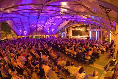 Mizner Park Scenes from Itzhak Perlman concert Festival of The Arts BOCA