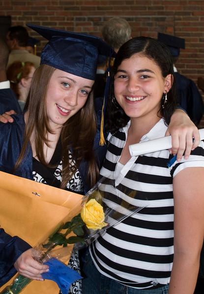 Isabel and Yamina.