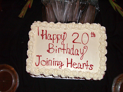 JH20 Anniversary Party