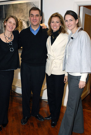 Jordan Tamagni, Michael Schlein, New York's First Lady & Founder of CFC, Silda Wall and Maggie Jones, CFC's Executive Director