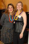 Gilda Acosta and Maria Mahon