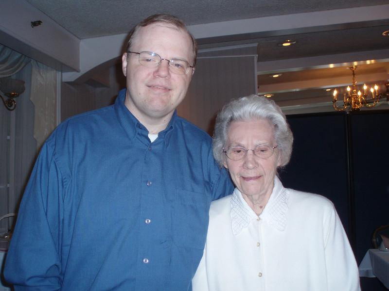 Skip & Grandmom